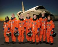 STS-121 Official NASA Crew Photograph